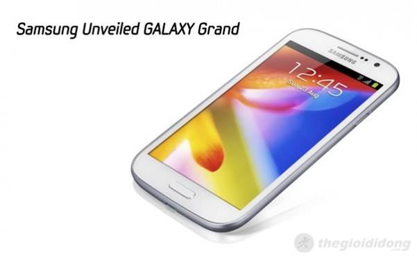 màn hình Samsung Galaxy Grand