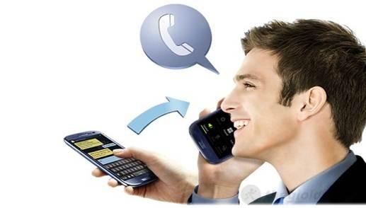 Samsung Galaxy Grand với tính năng Direct Call