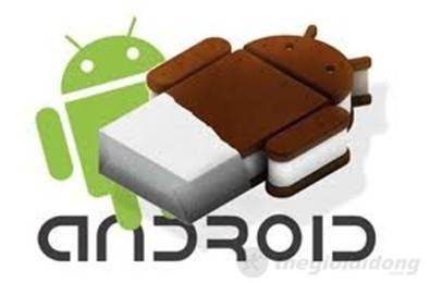 Hisense F1 kết hợp với hệ điều hành Android ICS 4.0