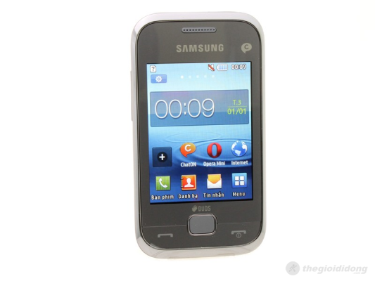 1 Jelly Bean OS, the Samsung Rex 60 slab smartphone models a 2. 8-inch LCD