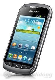 Samsung Galaxy Xcover 2 S7710 với thiết kế nhỏ gọn, tiện dụng