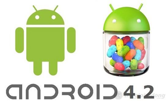 Hệ điều hành mới nhất Android Jelly Bean