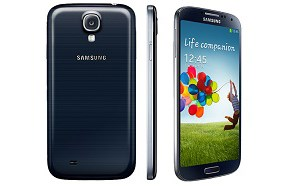 Samsung Galaxy S4 thiết kế