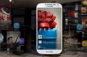 Samsung Galaxy S4 có kho giải trí HUB đồ sộ