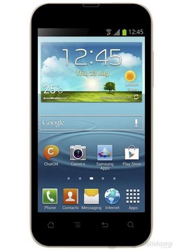 K-Touch SmartPro có màn hình rộng và đẹp mắt