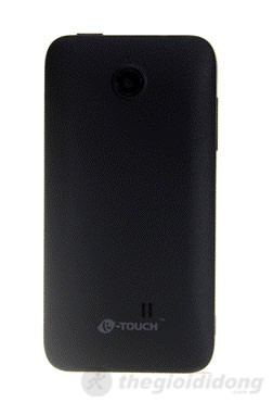 Mặt sau của K-Touch SmartPro