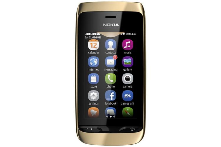 Nokia Asha 310-hình 1