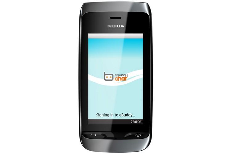 Nokia Asha 310-hình 2