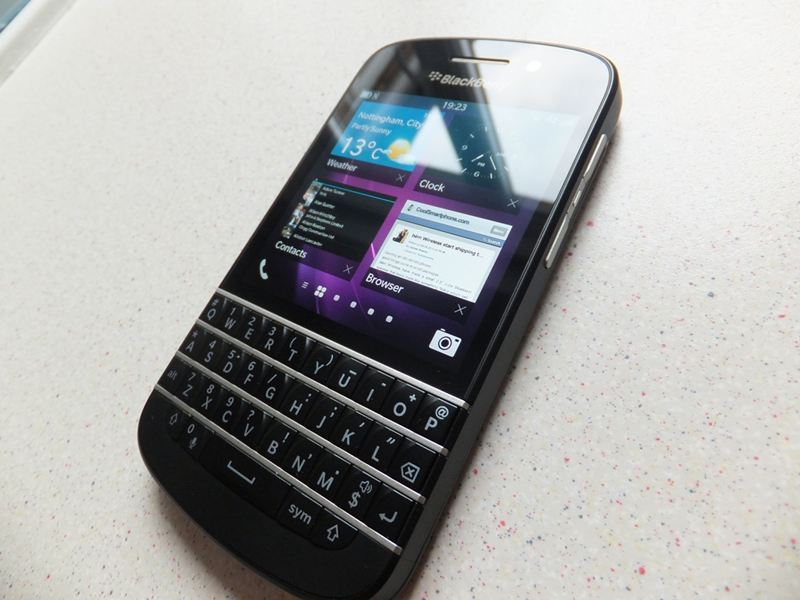BlackBerry Q10 - Thegioididong com   thegioididong com