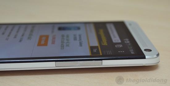 HTC có cấu hình mạnh trong thiết kế rất mỏng