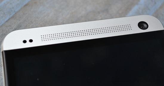 Loa trên của HTC One