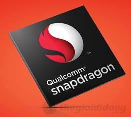 LG Optimus G Pro được trang bị chip Snapdragon 600 mới của Qualcomm