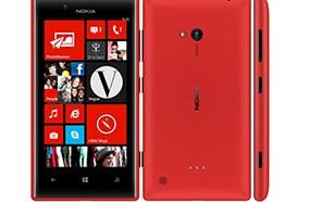 Thiết kế Nokia Lumia 720