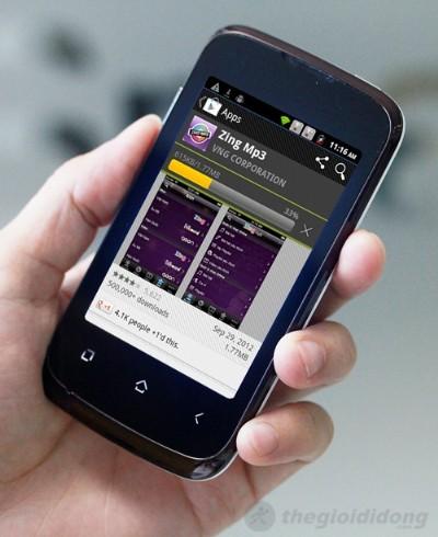 Q-Smart S5  cho phép tải và cài đặt ứng dụng từ kho ứng dụng Google Play Store