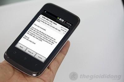 Quản lý email cá nhân tiện dụng với Q-Smart S5