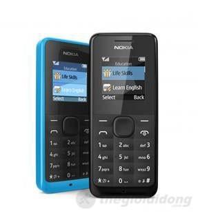 Nokia 105 một sản phẩm bình dân giá rẻ của Nokia