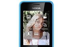 Camera Nokia 301
