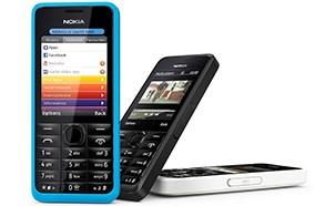Duyệt web trên Nokia 301