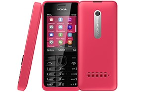 Thiết kế Nokia 301