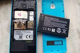 Pin Nokia 301
