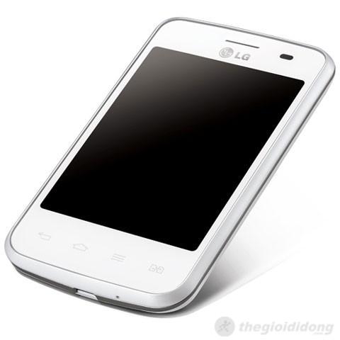 LG Optimus L3 II Dual E435 có pin khỏe 1.540 mAh