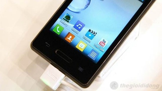 LG Optimus L3 II chạy Android Jelly Bean