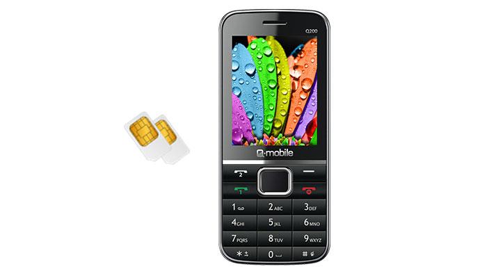 Q-mobile Q200 Dual SIM