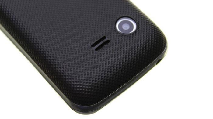 Q-mobile Q200 Camera