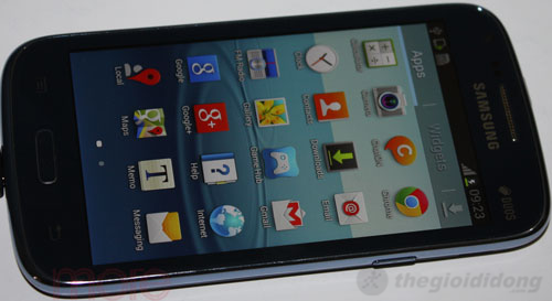 Samsung Galaxy Core Duos I8262 chạy trên Android Jelly Bean 4.1