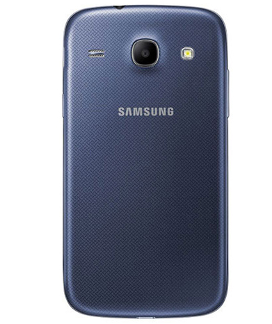Samsung Galaxy Core Duos I8262 với camera sau 5.0MP