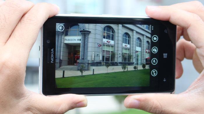 Nokia Lumia 925 Camera
