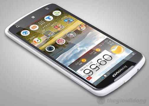 Lenovo S920 với màn hình cảm ứng 5.3 inch