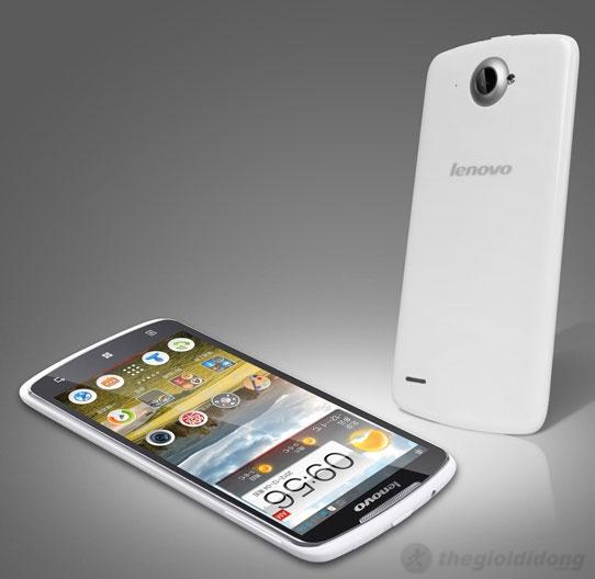 Lenovo S920 có dung lượng pin 2250mAh cho thời gian dùng lâu