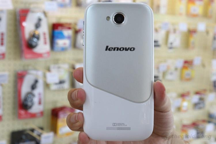 Camera của Lenovo A706 hỗ trợ tự động lấy nét