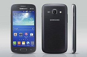 Samsung Galaxy Ace 3S7270 thiết kế