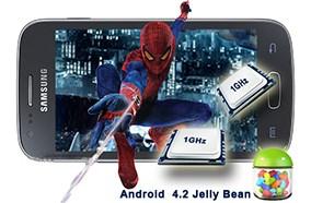 Samsung Galaxy Ace 3S7270 hệ điều hành