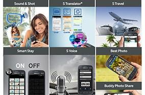 Samsung Galaxy Ace 3S7270 được đi kèm nhiều tiện ích