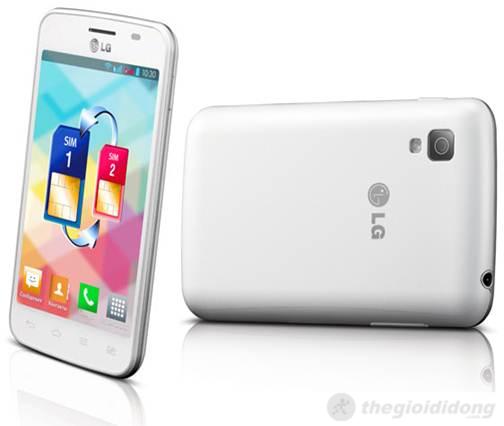 LG Optimus L4 II Dual smartphone giá rẻ