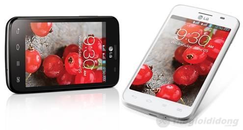 LG Optimus L4 II Dual smartphone android