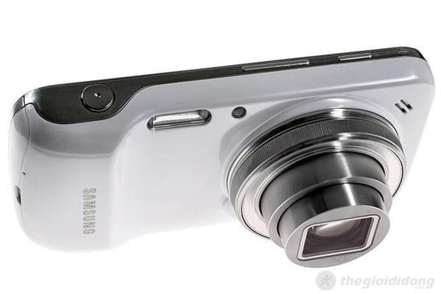 Samsung Galaxy S4 Zoom có khả năng xử lý ấn tượng