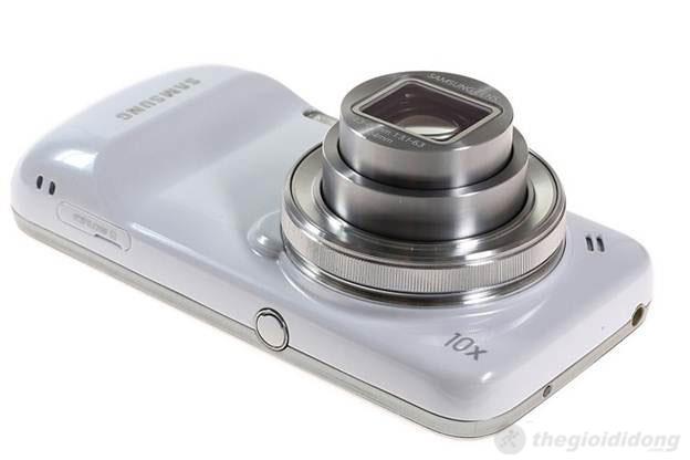 Samsung Galaxy S4 Zoom được tích hợp nhiều tính năng chụp ảnh tiên tiến