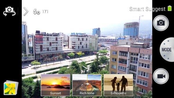 Samsung Galaxy S4 Zoom cùng công nghệ Smart Suggest