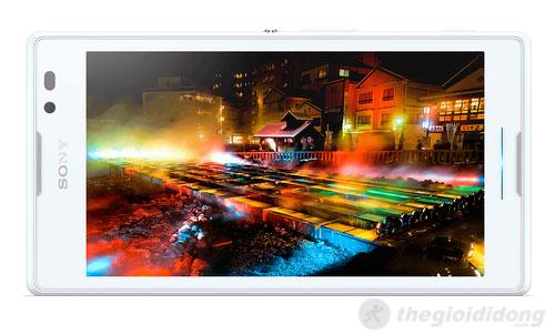 Sony Xperia C có màn hình 5 inch