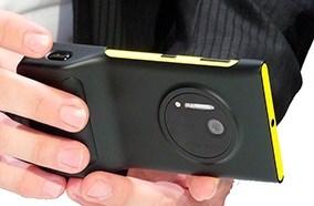 Máy ảnh công nghệ PureView 41MP