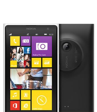 Nokia Lumia 1020 Smartphone chuyên nghiệp