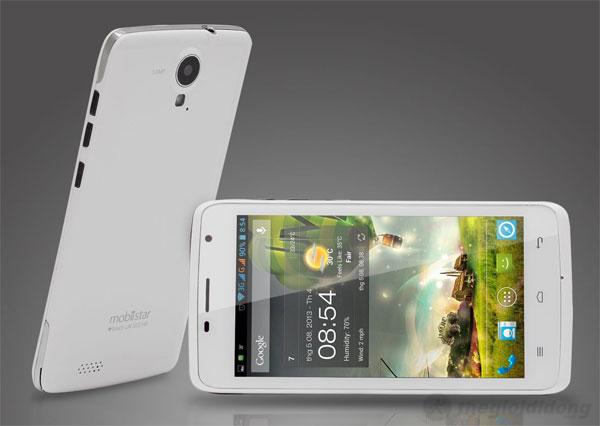Mobiistar Touch Lai 502 HD với màn hình rộng đến 5 inch