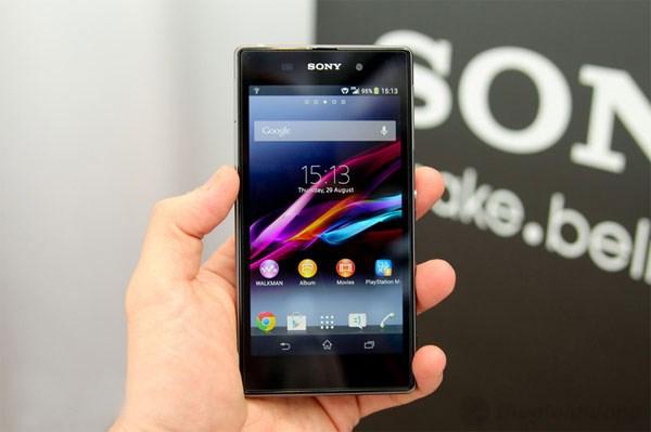 Sony Xperia Z1 được coi là bản nâng cấp đáng giá của Z