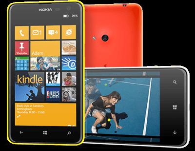Điện thoại Nokia Lumia 625