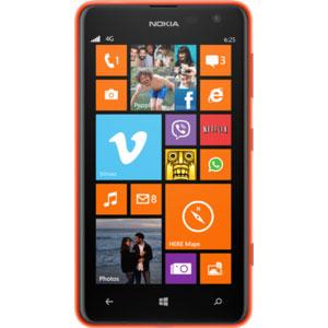 Xem bộ sưu tập đầy đủ của Nokia Lumia 625