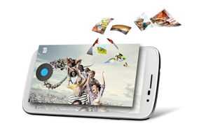 Camera của Mobiistar Touch Lai 504Q